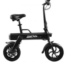 Bici eléctrica sin pedales Urban Gllide ligera