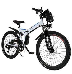 Bicicleta eléctrica de montaña AMDirect resistente