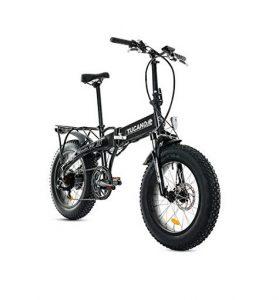 Bicicleta eléctrica plegable Tucano Bikes completa