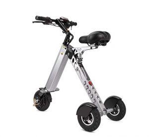Bicicleta eléctrica sin pedales Moojoy estable