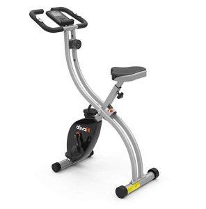 Bicicleta estática Ativafit fácil de usar