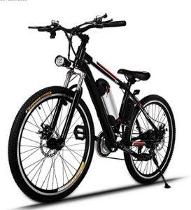 Bicicletas eléctricas de montaña AMDirect completas