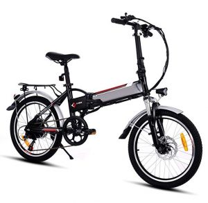 Bicicletas eléctricas plegables Bunao de gran velocidad