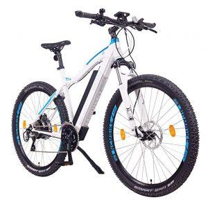 Bicicletas eléctricas plegables NCM con batería de 48V