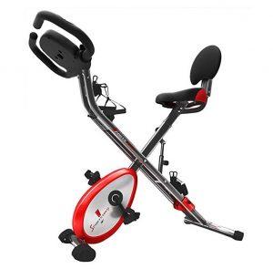 Bicicletas estáticas Sportstech con varias funciones