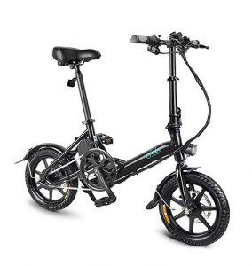 Bicicletas plegables Fiido ligeras