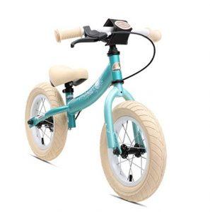Bicicletas sin pedales Bikestar en diferentes colores