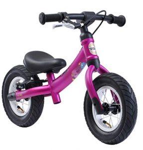 Bicis sin pedales Bikestar con colores llamativos