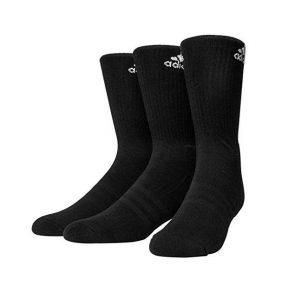 Calcetines de compresión Adidas con semi acolchado para el agarre