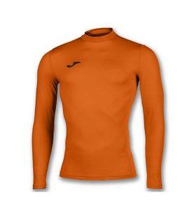 Camisetas térmicas Joma en color naranja