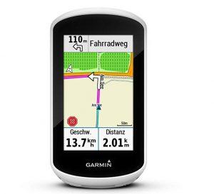 Ciclocomputador Garmin compatible con smartphone