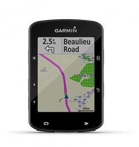 Ciclocomputadores Garmin con función GPS