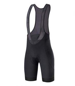 Culotte para ciclista con pantalones cortos