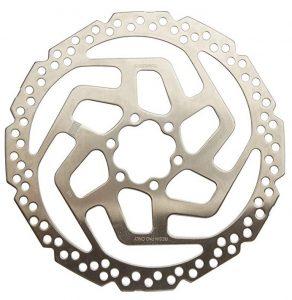 Discos de freno Shimano de acero inoxidable