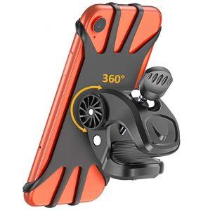 Fijación para móviles Cocoda con rotación de 365 grados