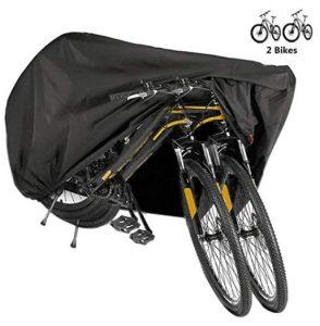 Fundas de bicicletas Bicaslove para dos bicis