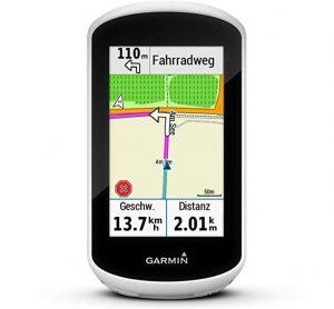 GPS para bici Garmin con ciclocomputador