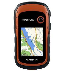 GPS para bicicleta Garmin con mapa de Europa