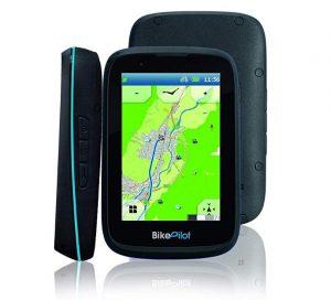 GPS para bicicletas BikePilot con 13 mapas instalados