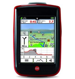 GPS para bicicletas Falk con alarma