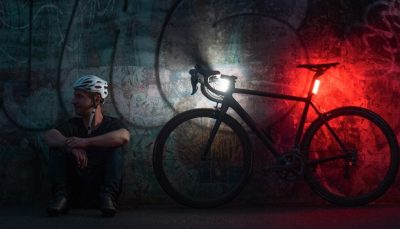 Luces delanteras de bicis