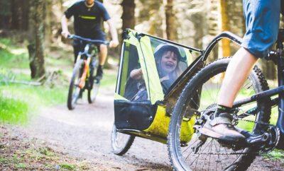 Remolques para bicicletas