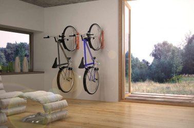 Soportes de bicis para pared