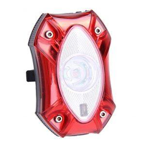 Luz trasera para bicis Amazingdeal365 con 3 modos