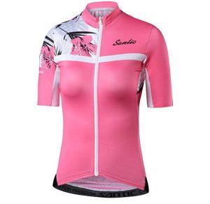 Maillots de ciclismo para mujer con reflectante