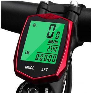 Monitor de bicicleta Korostro de gran calidad