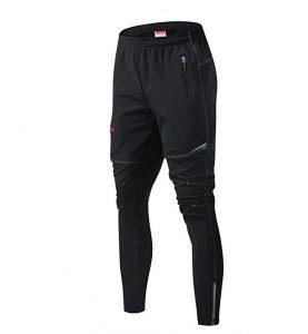 Pantalón de ciclismo Jobvelo reflectante