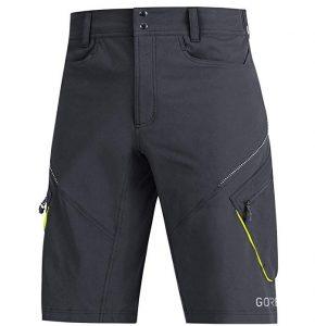 Pantalones de ciclismo Gore Wear cortos