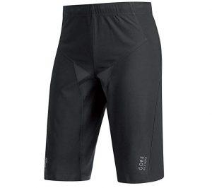 Pantalones de ciclismo cortos Gore Wear contra salpicaduras