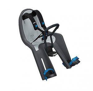 Silla portabebés para bicicletas Thule con montaje sencillo