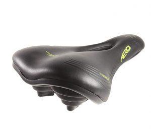 Sillín para bicicletas Aero Sport con gel de silicona