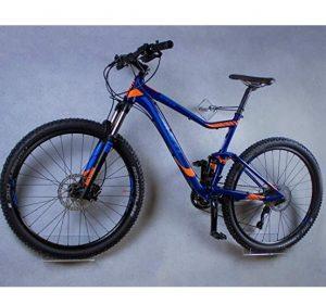 Soportes de bicis para pared Trelixx con tres piezas para reforzar seguridad