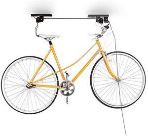 Soportes de bicis para techos Relaxdays para garajes