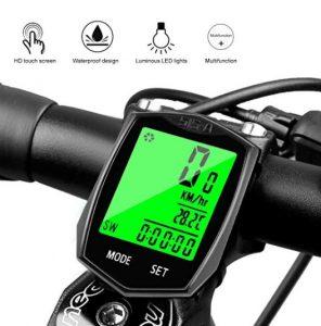 Velocímetro de bicis Cyfie con 22 funciones