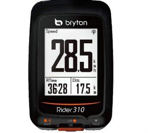 Velocímetros de bicis Bryton con pantallas configurables