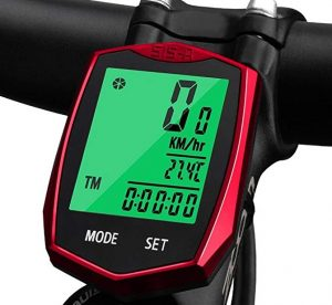 Velocímetros para bicicletas Korostro con diseño cuidado