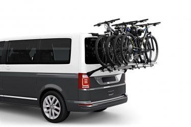 Furgonetas para llevar bicis